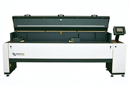 Система за лазерно почистване на растер-валове с ширина до 1700/ 2100мм